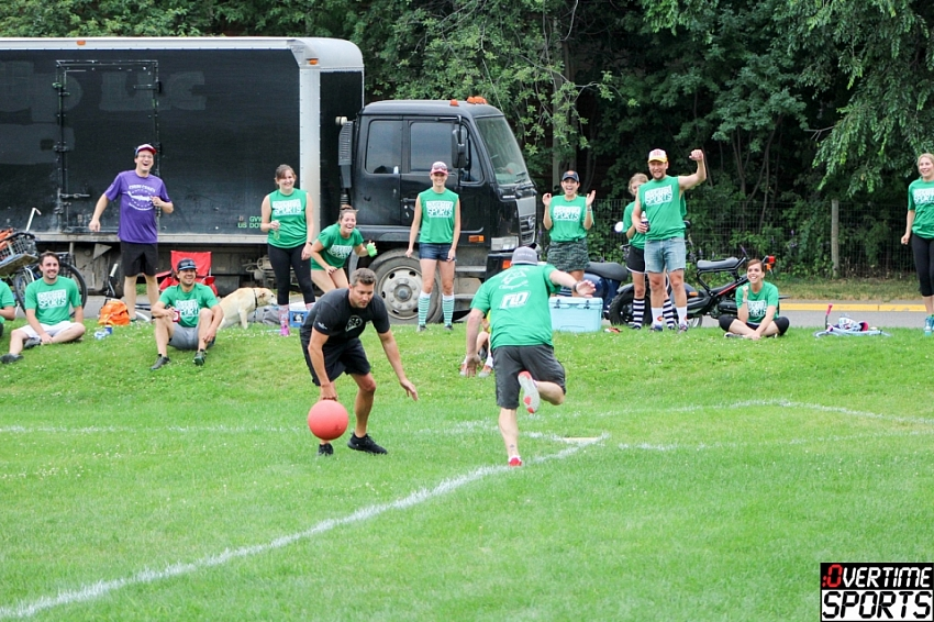 2018 Co-ed Kickball