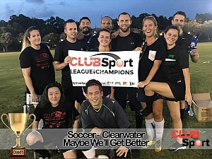 Maybe We'll Get Better - CHAMPS photo