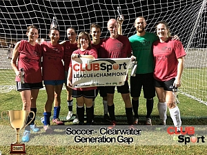 Generation Gap - CHAMPS photo