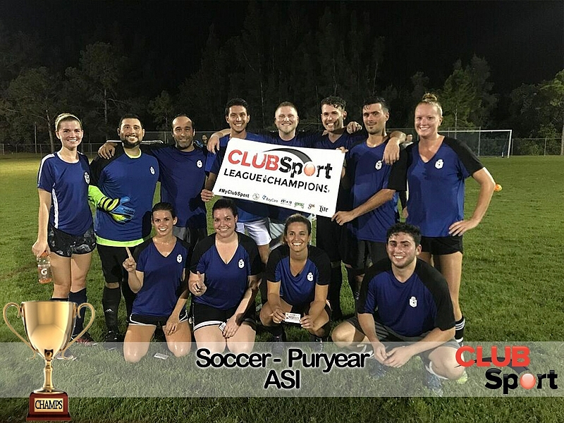 ASI FC - CHAMPS
