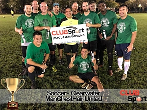 ManChestHair United - CHAMPS photo