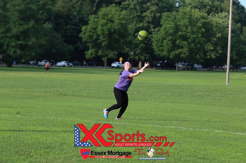 Thursday Kickball