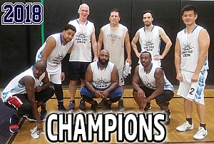 SHH Fatboys Summer Basketball Champs