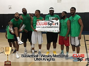UMA Knights - CHAMPS photo