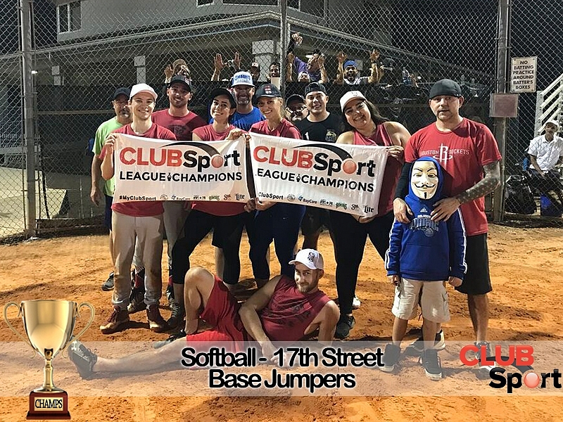 Base Jumpers (i) - CHAMPS