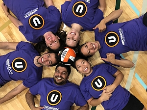 Volley Moon's Team Photo