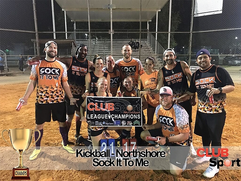 Sock It To Me - CHAMPS