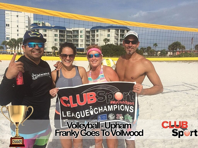 Franky Goes to Volleywood (ca) - CHAMPS