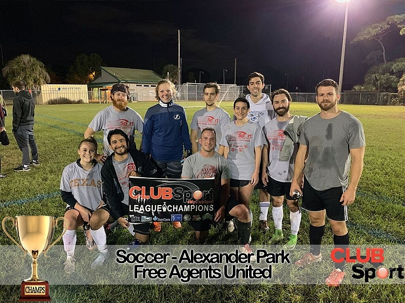 Free Agents United - CHAMPS