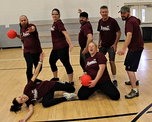 Ball-Der-Dash Team Photo