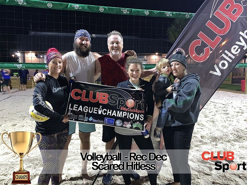 Scared Hitless (c) - CHAMPS