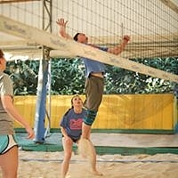 Tuesday Coed Sand Volleyball