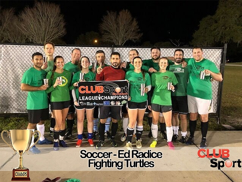 Fightin Turtles - CHAMPS