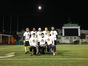 Rain City Mud Dogs Team Photo