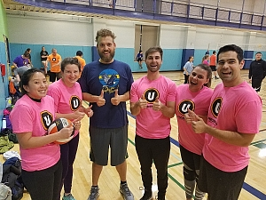 Frank's Lil' Spikers Team Photo