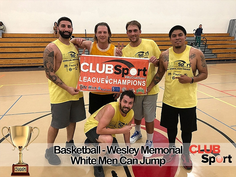 White boys can jump (l) - CHAMPS