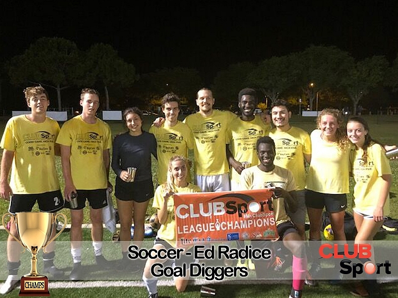 Gold Diggers - CHAMPS