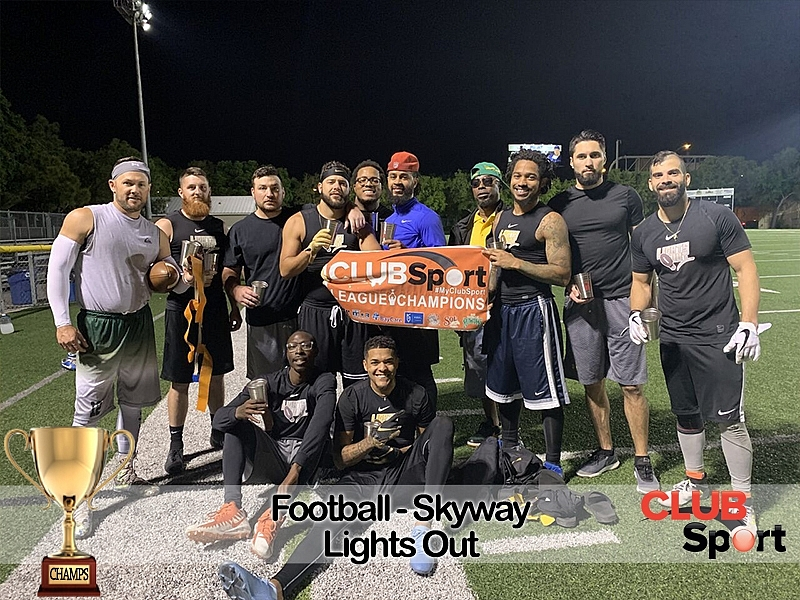 Lights Out - CHAMPS