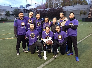 Poi Dawgs Team Photo