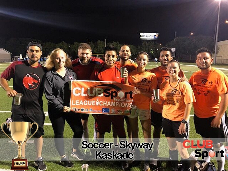 Team Kaskade - CHAMPS