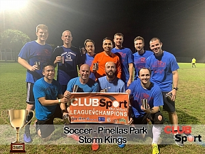 Storm Kings FC - CHAMPS photo