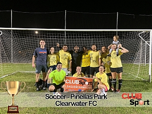 Clearwater FC - CHAMPS photo
