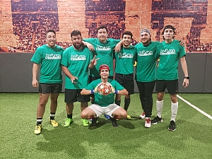 Low Cardio FC Team Photo