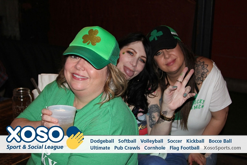St. Patrick's Day Crawl - 2019