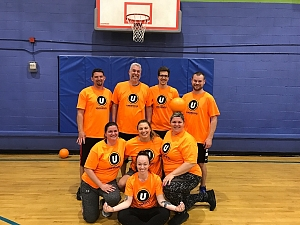 Beastie Ballz Team Photo