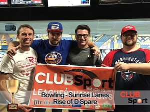 Rise of D-Spare (L) - CHAMPS photo