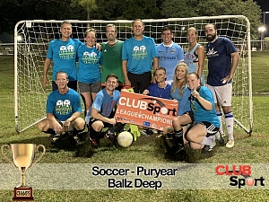Ballz Deep - CHAMPS photo