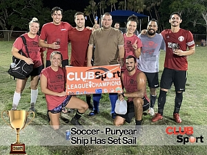 Ship has set sail - CHAMPS photo