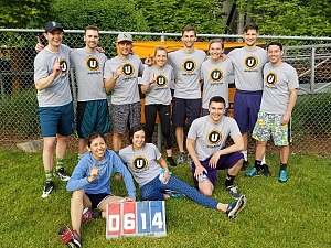 Pitch, Please Team Photo