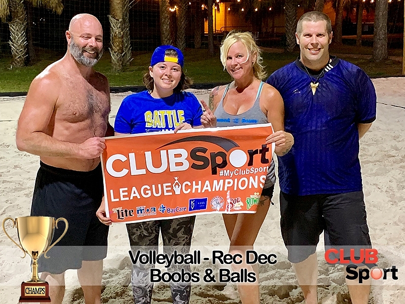 Boobs and Balls (i) - CHAMPS