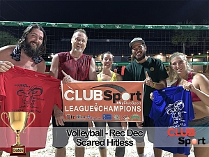 Scared Hitless (ca) - CHAMPS photo