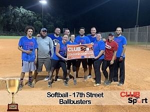Ballbusters (r) - CHAMPS! photo