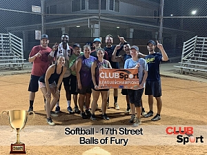 Balls of Fury (i) - CHAMPS! photo