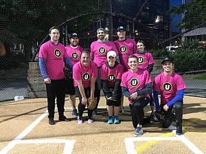 Siren Sluggers Team Photo