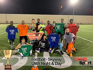 UMA - Night & Day - CHAMPS photo
