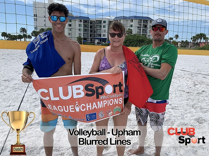 Blurred Lines (ic) - CHAMPS