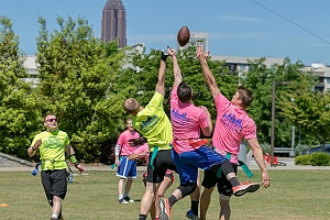 Joining an Atlanta Flag Football League