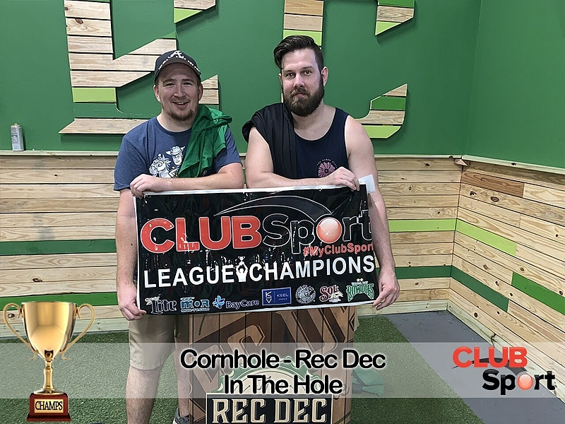In The Hole - CHAMPS