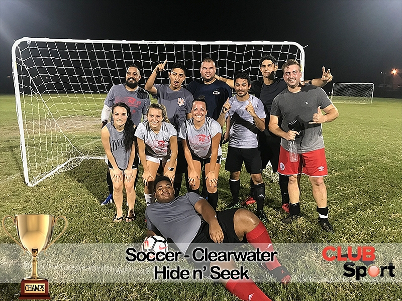Hide n Seek - CHAMPS