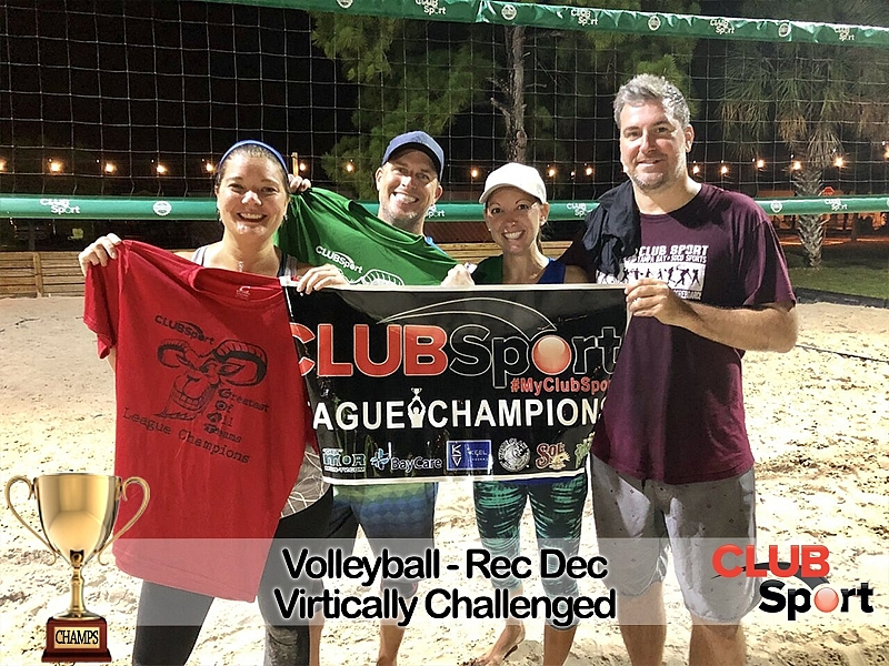 Vertically Challenged (i) - CHAMPS