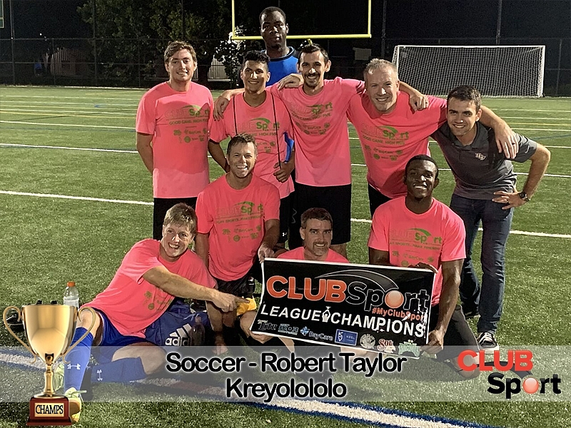 Team Kreyolololo - CHAMPS