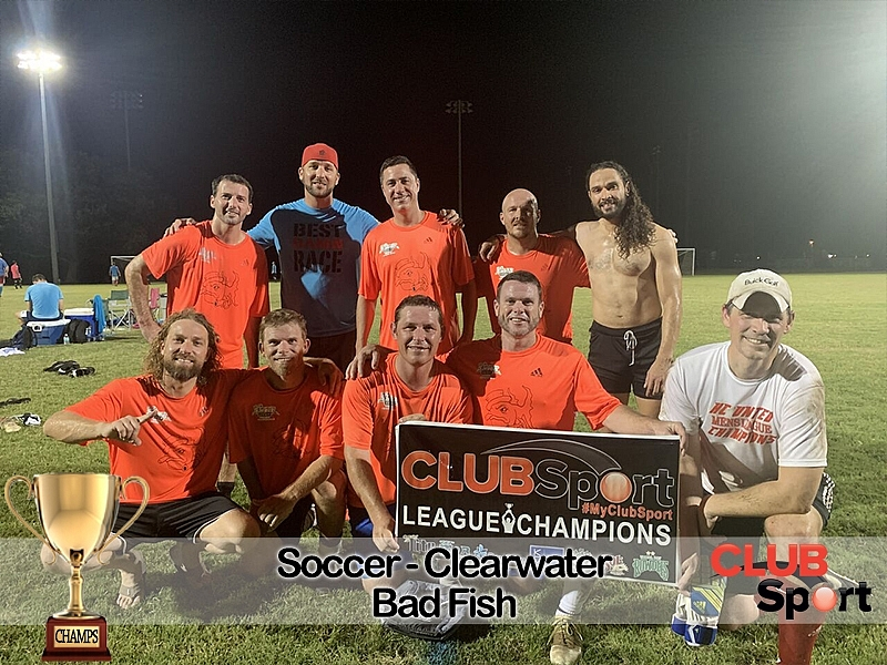 Badfish II - CHAMPS