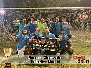 Pathetico Madrid - CHAMPS photo