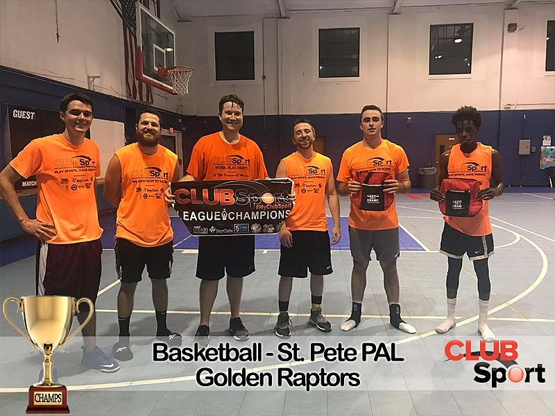 Golden Raptors - CHAMPS