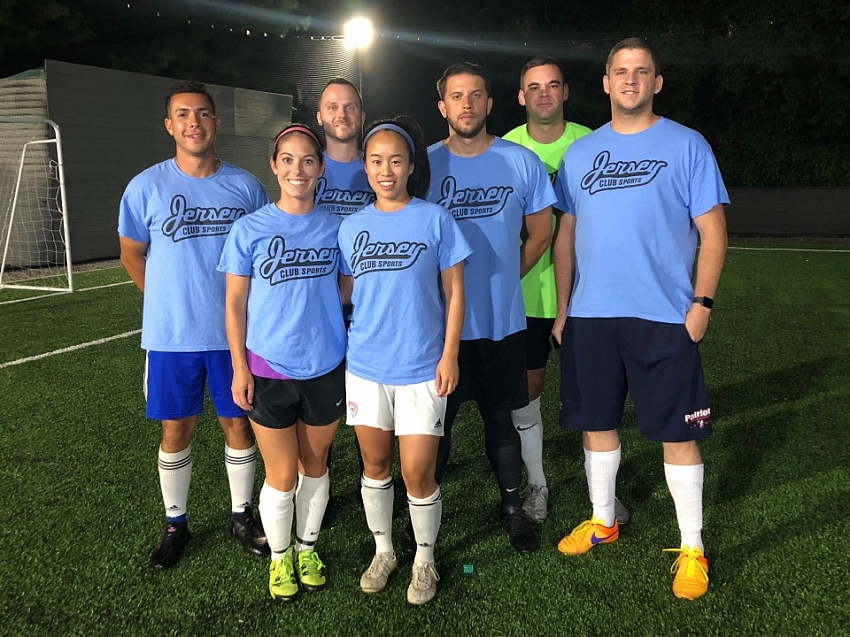 Soccer Team Page For Look Ma No Hands Jersey Club Sports Morristown Nj
