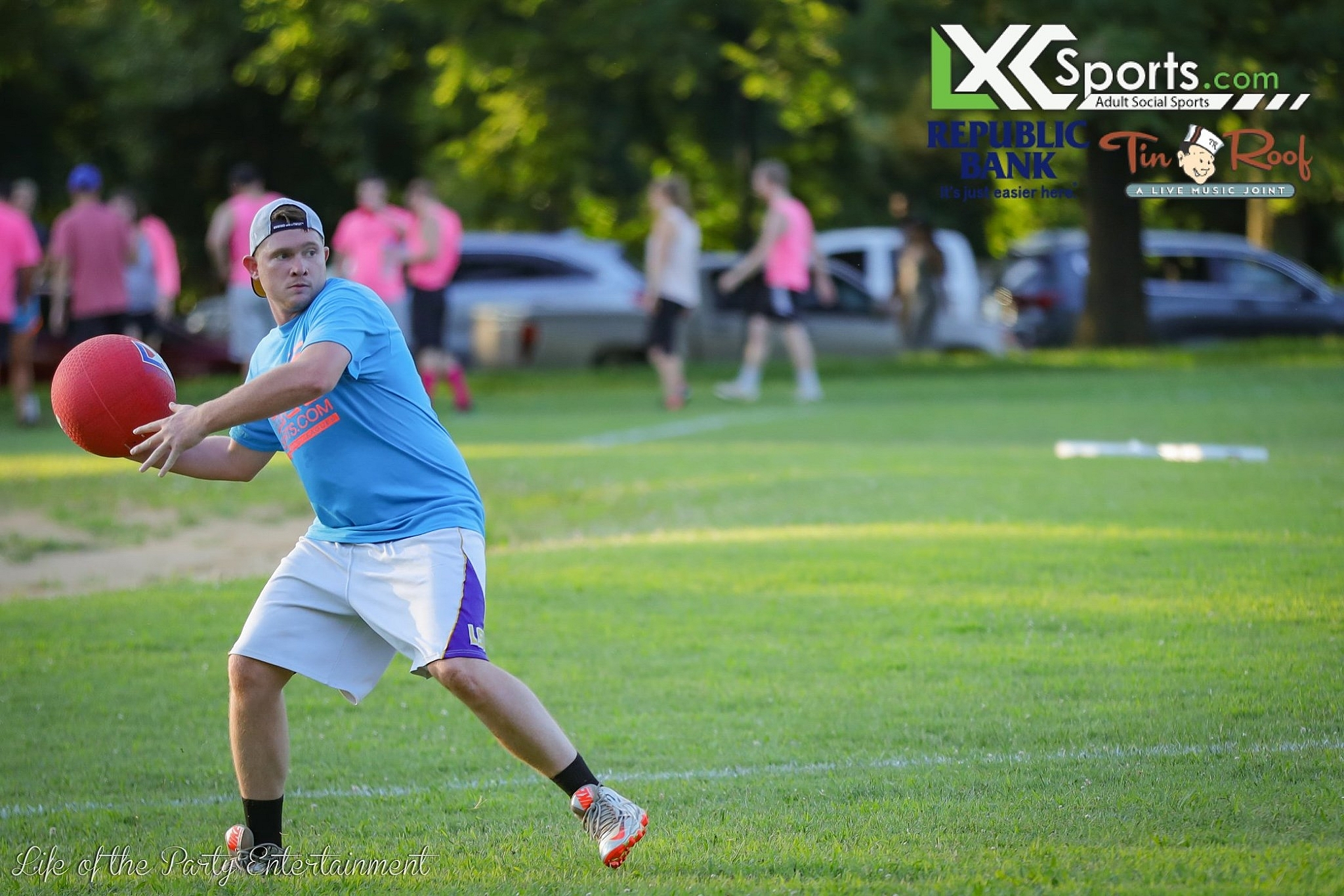 Thursday Kickball @ Seneca Park